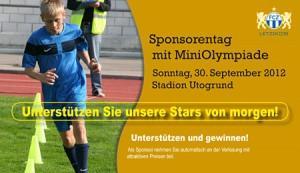 FCZ LetziKids Miniolympiade 2012