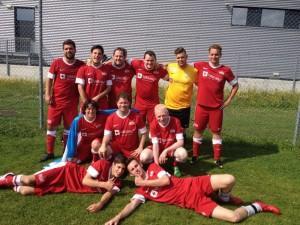 Letzi-Cup 2014 Team